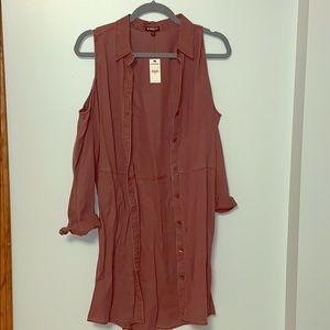 Express long shirt or dress
